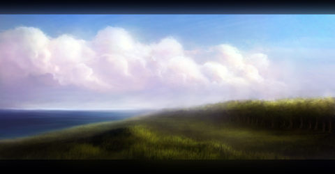 Land, Sea and Sky by Enigmatic-Ki