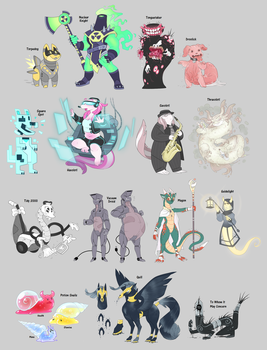 Sponsored Adopts 7 by blinkpen