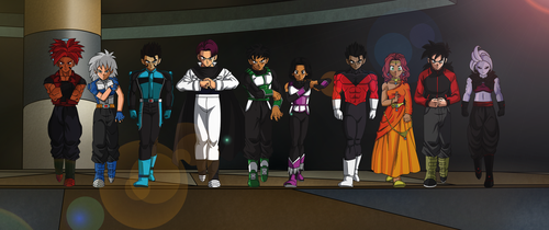 Tournament of Power by JacenWade