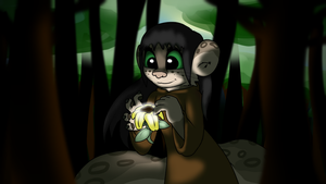 Ailei: Goddess of Life by Daaberlicious