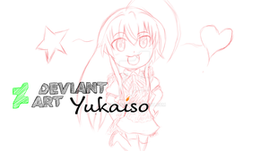 Fan Art Haiyore! Nyaruko-san by Yukaiso