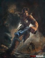 Tomb Raider Reborn by crazypalette