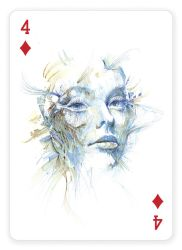 4 of Diamonds by Carnegriff