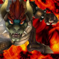 Giga bowser by lmhouchen