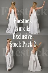Aurelia  - Exclusive Stock Pack 2 by faestock