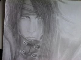 Vincent Valentine by ShadowofChaos666