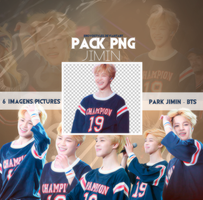 PACK PNG #2 PARK JIMIN - BTS by BrovoStyles