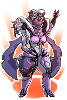 Saryn Prime is here! by VolverseLoco