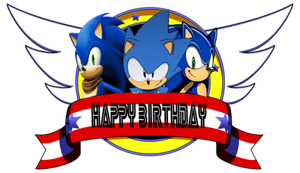 Happy Birthday to Me! by Sonic5710