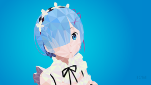 Re:Zero - Rem by Krukmeister