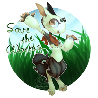 Save the Worms | Grem2 New Owner Prompt by Riipurr