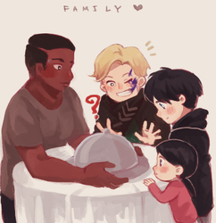 [FA]Family by nickyza008