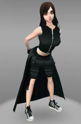 IMVU Tifa AC Final Fantasy by ps2105