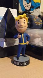 Vault Boy Bobblehead by Collioni69