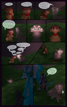The Ceremony~ Pg 5 by Anyachilla