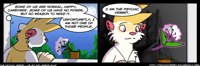 PS001 - Or So the Legend Says by PsychicFerret