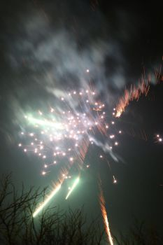 Fireworks Stock 26 by Malleni-Stock