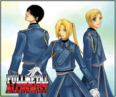 fullmetal military by majestueux