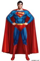 FOREVER SUPERMAN by supersebas