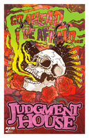 Judgment House Poster by ajaxyomama