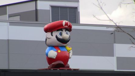 Mario in Kista by EgonEagle