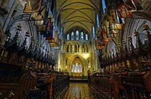 St Patrick's Cathedral by CitizenFresh