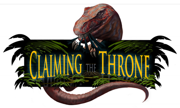 Claiming the Throne New Logo by Ikechi1
