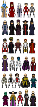 Imperial Inner Circle by HisPurpleness