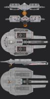 USS-Harbinger by Mapper