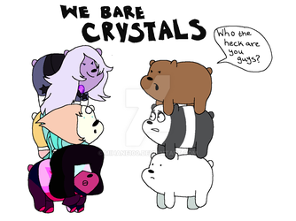 We Bare Crystals by mihane100