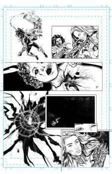 Witchblade talent hunt 2013 p1 by isaac1210