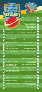 Social Media Explained Using Rugby by dcblthr