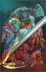 Final Fight-Double Impact by NeerajMenon