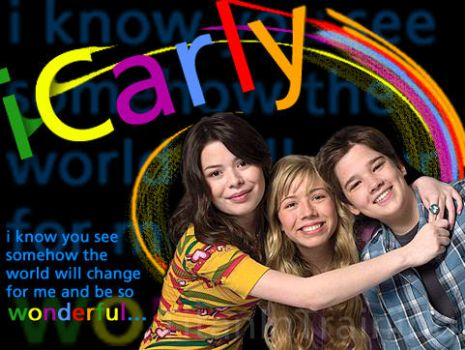 iCarly Fanart by TitanInTraining