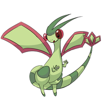 flygon can fly too by Vickiepwnyou