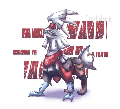 Billy the Silvally by Ppoint555
