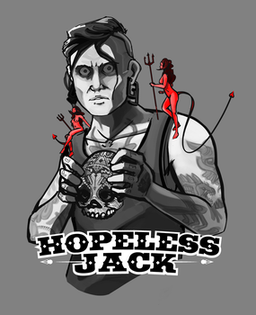 Hopeless Jack by justinpyne