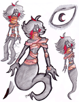 specterian one (traditional custom adopt) by Miikage