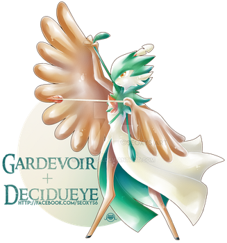 [Closed] Gardevoir X Decidueye by Seoxys6