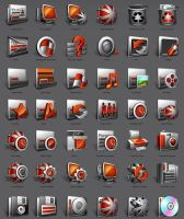 Hemosiderosis iconpackager by awaisagha