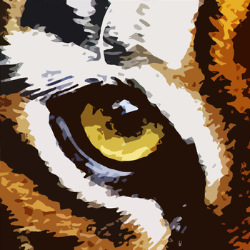Eye of the Tiger by Neo128