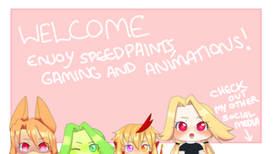 Youtube Banner! by ShiroShototsu
