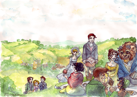 English picnic by TaijaVigilia