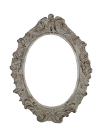 Rococo framing PNG by the-night-bird