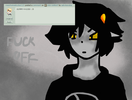 ASK KARKAT #7 by askviosvoice