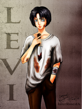 Young Levi by InterRose