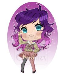 Pink Hair adopt[open] by Cannira