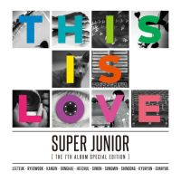 [Full Album] Super Junior - 'THIS IS LOVE' by AsianEditions