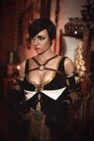 The Witcher 3: Wild Hunt - Fringilla Vigo VIII by FreyaVeles