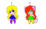 Open Adopts by SpringANDFall